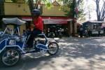 BECAK MOTOR : Betor Kian Marak di Pasar Bunder Sragen