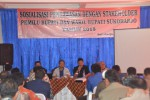 PILKADA SUKOHARJO 2015 : Panwaslu Sukoharjo Coret 6.372 Pemilih