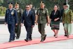 Pernah Jadi Sekretaris Militer Presiden, KSAU Bisa Jadi Panglima TNI dalam 2 Pekan