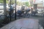 PENEMUAN MAYAT MADIUN : Geger, Pengemis Tua Tewas di Seberang Pasar Besar Madiun