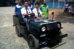 MODIFIKASI MOTOR : Siswa SMK Sulap Vixion Jadi Jeep, Ini Komentar Yamaha