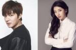 K-POP : Agensi Bantah Suzy dan Lee Min Ho Kembali Pacaran