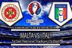 KUALIFIKASI EURO 2016 : Hadapi Malta, Italia Terkendala Fokus para Pemain