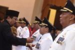 FOTO PILKADA 2015 : Begini Pelantikan Penjabat Bupati Ngawi…