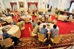 KEGIATAN PRESIDEN : Jokowi Ajak Makan Siang Rektor. Ini Daftar 23  Rektor Yang Diajak