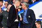 CHELSEA VS ARSENAL : Soal Ulah Costa, Mourinho Memuji, Wenger Mengecam