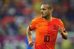 KUALIFIKASI EURO CUP 2016 : Wesley Sneijder Mengenal Atmosfer Turki