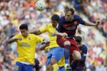 HASIL LA LIGA SPANYOL PEKAN KELIMA : Suarez 2 Gol, Barca Menang 2-1 atas Las Palmas