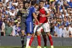 CHELSEA VS ARSENAL : Aksi Jahil Costa Akhiri Rekor Buruk Chelsea, Menang 2-0 atas The Gunners