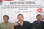 PILKADA SUKOHARJO : Panwaslu Rekomendasikan KPU Pindah Baliho
