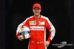 FORMULA ONE 2016 : Vettel Mengaku Tidak Ingin Terbebani