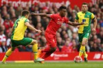 HASIL LIGA PREMIER INGGRIS : Liverpool Imbang Lawan Norwich City
