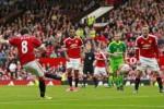 MANCHESTER UNITED VS SUNDERLAND : Taklukkan Sunderland 3-0, MU Raih Puncak Klasemen