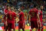 KUALIFIKASI EURO CUP 2016 : Spanyol Ambil Alih Puncak Klasemen Seusai Tekuk Slovakia