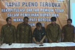 PILKADA BOYOLALI : Konvoi Dilarang Masuki Basis Pendukung Lawan