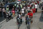 PILKADA BOYOLALI : Ratusan Motor Simpatisan PDIP Digelandang ke Mapolres