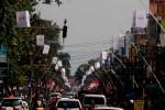 WISATA JOGJA : Sultan Ingin Pekerjaan Malioboro Berhenti Sementara