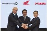 INOVASI OTOMOTIF : Honda-Yamaha Akur Demi Cegah Kecelakaan