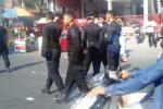 CAR FREE DAY MADIUN : Bersamaan Suran Agung, Polisi Klaim Pengunjung CFD Stabil