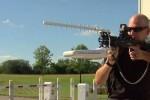 TEKNOLOGI TERBARU : Senjata Ini Mampu Lumpuhkan Drone