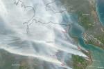 Kabut Asap Kalimantan Berdampak ke Semarang…