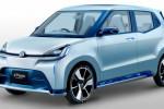 MOBIL KONSEP : Inikah Sosok Penerus Daihatsu Sirion?