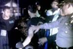SURAN AGUNG : Ratusan Pesilat Ditolak Masuk Madiun, Pembawa Obat dan Miras Diamankan
