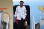 PEMBANGUNAN INFRASTRUKTUR : Resmikan Pembangunan Jalur KA Kaltim, Jokowi: Jangan Cuma Groundbreaking!