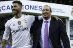 KABAR PELATIH : Benitez Bantah Berselisih dengan Ramos