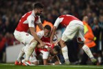 LIGA CHAMPIONS : Arsenal Taklukkan Bayern 2-0