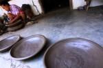 FOTO KEMARAU 2015 : Produksi Tembikar Blitar Naik 50%