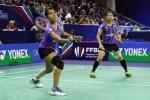 INDONESIA MASTERS 2015 : Takluk dari Pasangan Tiongkok, Greysia/Nitya Gagal Juara