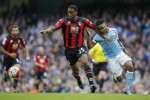 MANCHESTER CITY VS BOURNEMOUTH : Sterling Bikin Hat-trick, City Hajar Bournemouth 5-1