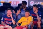 COPA DEL REY : Ompong Tanpa Suarez-Neymar