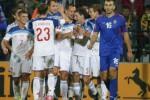 KUALIFIKASI EURO CUP 2016 : Hadapi Montenegro, Selangkah Lagi Rusia ke Prancis