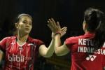 MACAU OPEN 2017 : Dua Ganda Putri Melaju Ke Perempatfinal