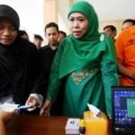 Foto Menteri Sosial Pantau Dana PKH