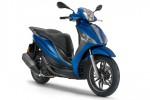SEPEDA MOTOR PIAGGIO : Piaggio Luncurkan Skutik Medley, Masuk Indonesia?