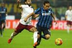 HASIL LIGA SERIE-A ITALIA : Taklukkan 10 Pemain Roma, Inter Milan ke Puncak Klasemen