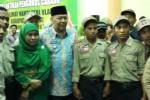 FOTO MUSLIMAT NU : Ini Rekaman Lensa Khofifah di Ngawi