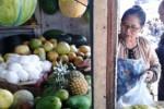 PASAR BESAR MADIUN : Penghujan, Melon dan Blewah Menghilang