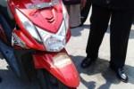 FOTO PENGGELAPAN MADIUN : Motor Berstiker Paguma Digelapkan
