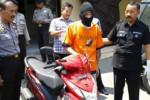 PENGGELAPAN MADIUN : Polisi Ringkus Pelaku Penggelapan Motor di In LongeMadiun