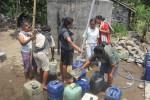 AIR BERSIH KLATEN : Sumur Bor Pasok Air Bersih untuk Warga Socokangsi