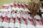 Ilustrasi uang tunai rupiah.  (Nurul Hidayat/JIBI/Bisnis)
