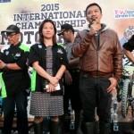 MOTOGP DI INDONESIA : Menpora Targetkan Keppres Terbit Desember 2015