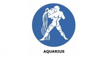 Simbol Aquarius. (Istimewa)