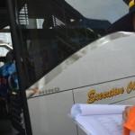 Bus Pariwisata Tak Laik Jalan Disingkirkan Dishub Jatim