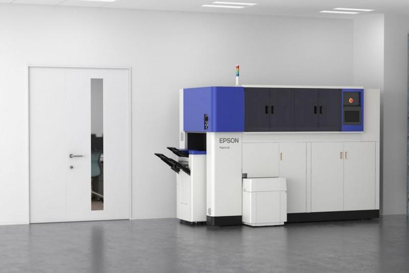 Teknologi Terbaru Epson Paper Lab Bisa Daur Ulang Kertas Bekas Jadi Baru