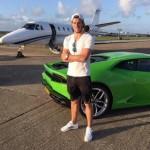 MOBIL SUPER : Cerita Gareth Bale Cedera Gara-Gara Mobil Lamborghini